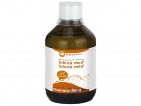 Pharma Activ Koloidní měď + vitamín C liquid 300 ml