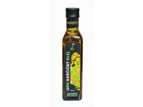 100% Hořčičný olej 250 ml