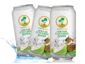 Cocogeek 100% Pure Natural Thailand Coconut Water