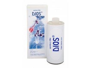 Zeus Sprchový filtr Dios (bílý)