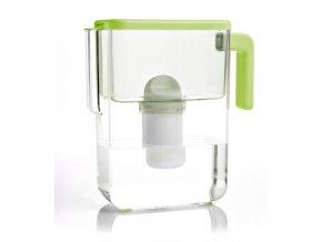 Dewberry Filtrační konvice SlimLine Green Apple + 1 náhradní filtr