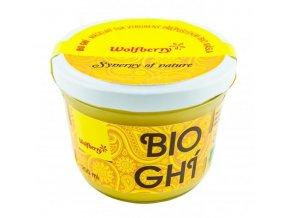 Wolfberry Bio Ghí - přepuštěné máslo 200 ml