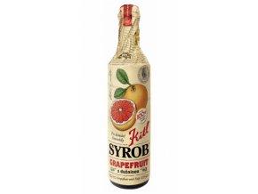Kitl Syrob Grapefruit s dužninou pro domácí limonády 500 ml