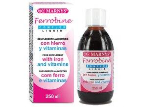 Marnys Ferrobine complex 250 ml