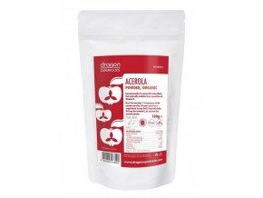 Dragon superfoods Bio Acerola prášek Raw  100 g