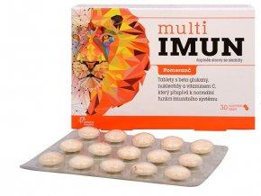 Omega Pharma multiIMUN 90 cucavých tablet