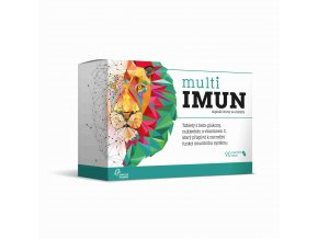 Omega Pharma multiIMUN 90 cucavých tablet