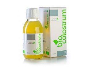 HEALTH & COLOSTRUM Bio colostrum tekuté čisté 125 ml