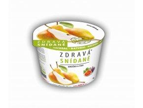 Danare Zdravá snídaně - Hruška a fíky