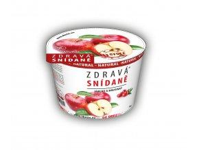Danare Zdravá snídaně - Jablko a brusinky
