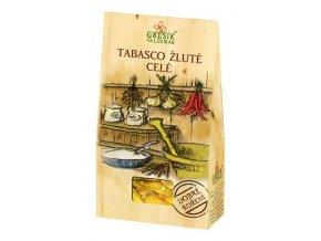 Grešík Tabasco žluté celé 5 g