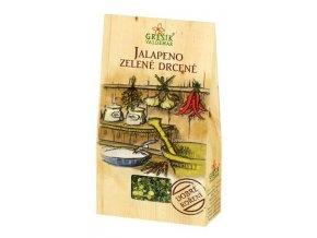 Grešík Jalapeno zelené drcené 15 g