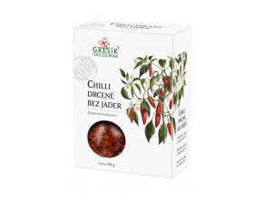 Grešík Chilli drcené bez jader 20 g