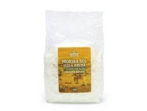 Grešík Sůl Mořská jedlá hrubá 600 g