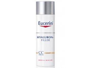 Eucerin CC krém SPF 15 Hyaluron-Filler (světlý) 50 ml DMT: 31.08.2017