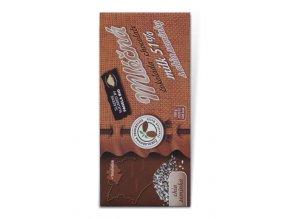 Guaranaplus Čokoláda mléčná 51% s chia semínky 45 g