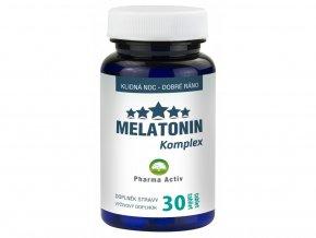 Pharma Activ Melatonin Komplex 30 tbl.