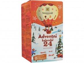 Sonnentor BIO Adventní kalendář koření 24 druhů 116 g