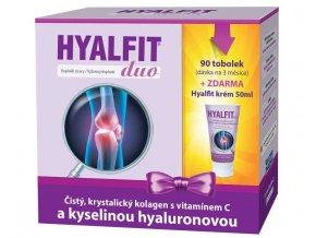 Dacom Pharma Hyalfit DUO 90 tob. + Hyalfit gel 50 ml ZDARMA