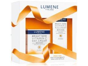 Lumene Dárková sada pro rozsvícení krásy Bright Now Vitamin C