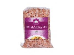 DNM Himalájská sůl růžová hrubozrnná (2-5mm) 500 g