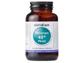 Viridian Woman 40+ Multi 60 kapslí