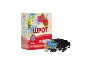 100% Drť ze semínek černého kmínu 100 g
