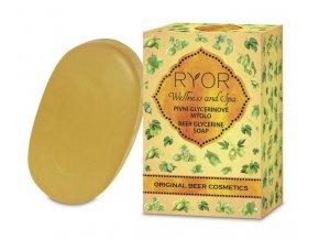 Ryor Pivní glycerinové mýdlo 100 g