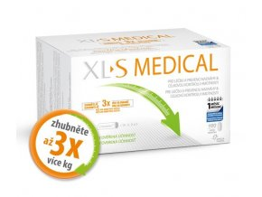 Omega Pharma XLtoS Medical 180 tbl.