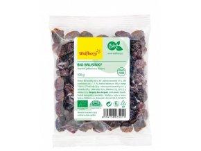 Wolfberry Bio Brusinky slazené jablečnou šťávou 100 g