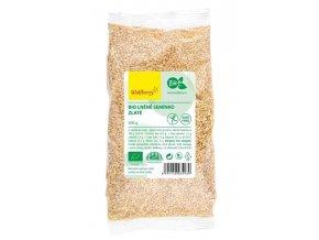 Wolfberry Bio Lněné semínko zlaté 500 g