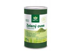 Topnatur Bio Zelený oves 120 g EPX: 31-09-2018