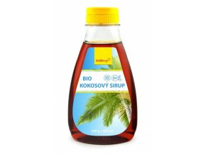 Wolfberry Bio Kokosový sirup 400 ml