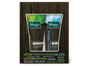 Kneipp Duobalíček Sprchové gely 2v1 pro muže 2 x 200 ml