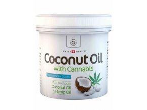 Herbamedicus Kokosový olej s konopím 250 g DMT: 09.04.2020