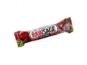 Lifefood Bio Rawsage Original Snack Bar Pikantní 25 g