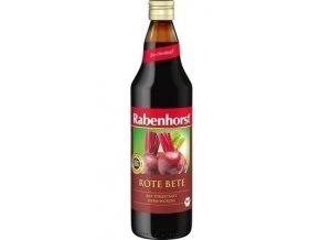 Rabenhorst BIO Šťáva z červené řepy 750 ml
