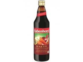 Rabenhorst BIO B-aktiv šťáva - Breuss receptura 750 ml