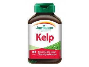 Jamieson Kelp mořské řasy 650 µg 100 tbl.