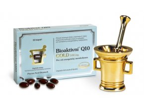 Pharma Nord Bioaktivní Q10 Gold 100 mg 30 kapslí