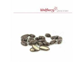 Wolfberry Bio Slunečnice v hořké čokoládě 100 g