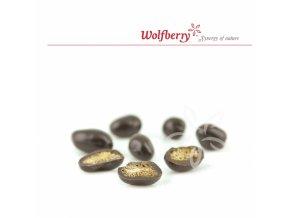 Wolfberry Bio Moruše v hořké čokoládě 100 g