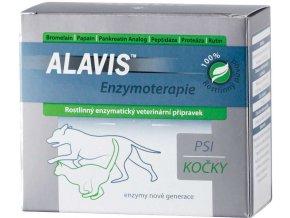 ALAVIS™ CURENZYM Enzymoterapie 40 kapslí