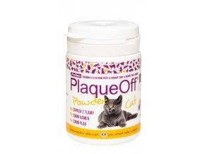 PlaqueOff™ Powder Cat - pro kočky 40 g