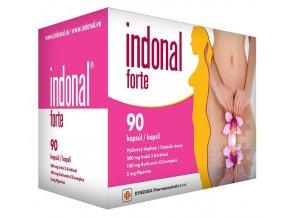 Synergia Indonal Forte 90 kapslí