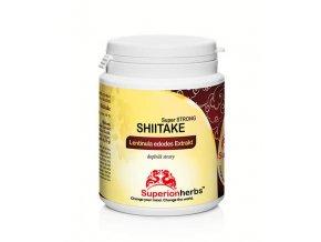 shiitake lentinula edodes extrakt
