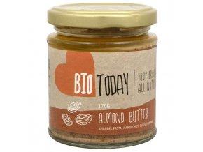 Bio Today BIO Mandlové máslo original 170 g