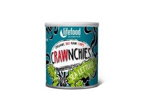 Lifefood BIO Crawnchies s mořským salátem 30 g
