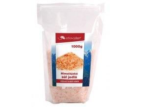 ZdravýDen® Sůl himalájská jedlá růžová hrubě mletá 1000 g