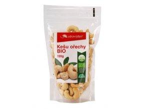ZdravýDen® BIO Kešu ořechy 150 g